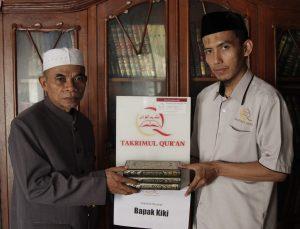 K.H. Badrun Pimpinan Ponpes Ariadul Mubtadiin_Pandeglang_Banten