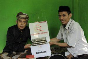 Pimpinan Ponpes Bani Anqowi Pandeglang Banten
