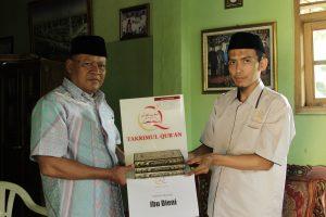 Pinpinan Ponpes Nurul Falah Pandeglang Banten