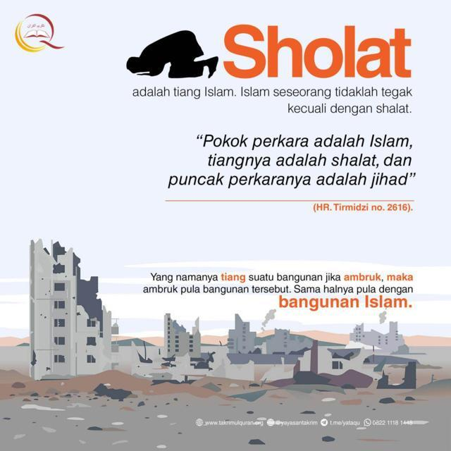 Shalat Takrimul Quran